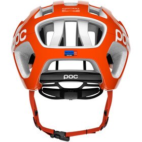 POC Octal Casco, zink orange avip